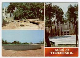 PISA, SALUTI E VEDUTINE DI TIRRENIA, VG 1978, FINESTRELLE, FORMATO GRANDE   **** - Pisa