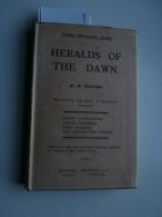 A.K. Sharp : Heralds Of The Dawn (1921) : D Livingstone, J Chalmers, M Slessor, - Reizen