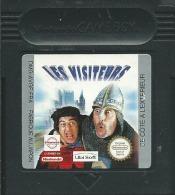 - JEU GAME BOY COLOR LES VISITEURS (GAME BOY COLOR, GBA) - Nintendo Game Boy