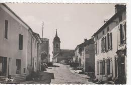 FRESNES-sur-APANCE : (52) La Rue De L'église - Non Classés