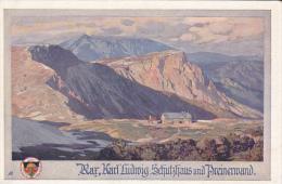 CPA  AUTRICHE -  KARL LUDWIG - Autriche