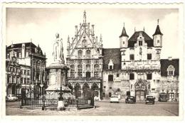 Monument De Marguerite D'Autriche - Hôtel De Ville Et Anciennes Halles Aux Draps - Machelen