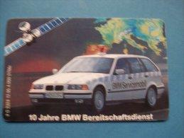 O2324 12/95   4000 EX  BMW - O-Series: Kundenserie Vom Sammlerservice Ausgeschlossen