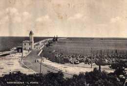 MANFREDONIA-IL PORTO-1953 - Manfredonia