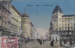 Boedapest    Tram           Scan 5620 - Hungary