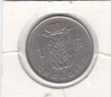 1 FRANC Cupro-nickel Baudouin I 1958 FL - 1951-1993: Baudouin I