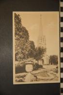 CPA LAMALOU Les BAINS      L'Eglise  32  L'herault Illustré   Voyagée 1941 - Lamalou Les Bains