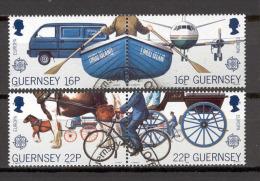 Guernsey 1988 Europa CEPT VF USED (S1340) - Europa-CEPT