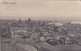 A-1091- Catania Panorama - F.p. Vg. 1924 - Catania