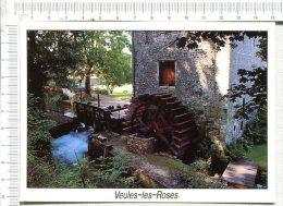 VEULES LES ROSES  -  Le Moulin à Eau  Sur La   Veules - Veules Les Roses