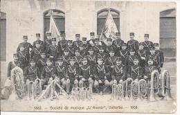Société De Musique L'Avenir Vallorbe 1908 - VD Vaud