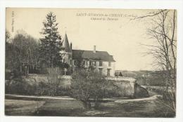 SAINT ETIENNE DE CHIGNY  - Chateau De Beauvais - France
