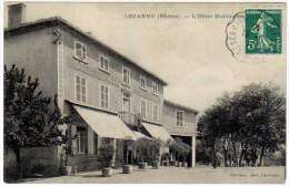 Lozanne - L'Hôtel Guillaume (asi-12822) - France