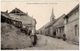 Avaux Le Château - Grande Rue (asi-12823) - France