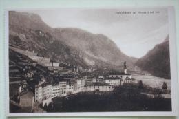LONGARONE COI MURAZZI DEL 700  //  BELLUNO - Italia