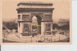 PARIS   Arc De Triomphe Paris En Flanant - Arc De Triomphe