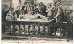 CPA29* LAMPAUL  *l'église Ensevelissement Du Christ - France