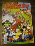 Le Journal De Mickey N° 2399 Du 10 Juin 1998 - Journal De Mickey