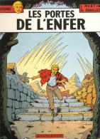 LES PORTES DE L'ENFER - LEFRANC - Lefranc