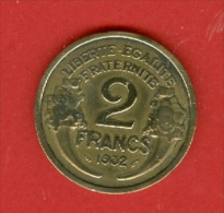 France - 1932 - République De Morlon - Bronze Aluminium - France