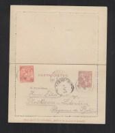 Monaco Carte.Lettre 1903 - Ganzsachen