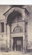 $3- 2627- Morbegno (Valtellina) Chiesa S. Antonio - Il Portale - Sondrio - F.p. Vg. 1934 - Sondrio