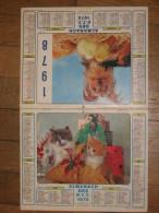 Almanach Des P.T.T. - Big : 1971-80