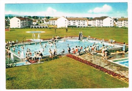 D4106   KORBACH : Schwimmbad ( Swimming-pool, Piscine) - Korbach