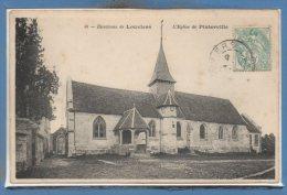 27 - PINTERVILLE --  Eglise - Pinterville