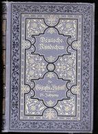 Deutsche Rundschau Für Geografie Und Statistik; XVIII. Jahrgang, 1896 ( Prof. Dr. Friedrich Umlauft ) - Bücher, Zeitschriften, Comics