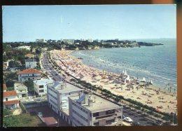 CPM 17 ST GEORGES DE DIDONNE Corniche De Royan Plage Et Pointe De Vallières - Saint-Georges-de-Didonne