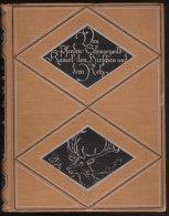 """Lebensbilder Aus Der Tierwelt Europas """" Von Pferden, Schwarzwild, Kamel, Den Hirschen Und Den Reh"""" 1921, Voigtländer - Encyclopédies"""