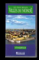 Cassette Video VHS: Les Plus Belles Villes Du Monde, Stockholm, Suede (13-4679) - Viaggio