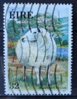 1991 Ireland Irish Sheep,schaap,tiere,dieren,animals 32p. Used/gebruikt/oblitere - 1949-... Republiek Ierland