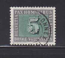 1945  N° 262 OBLITERE        CATALOGUE  ZUMSTEIN - Suisse