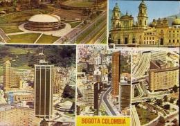 Bogota  - Columbia - Formato Grande Viaggiata - S - Colombia