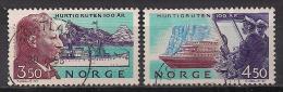 Norwegen  (1993)  Mi.Nr.  1127 + 1128  Gest. / Used  (cc161) - Gebraucht