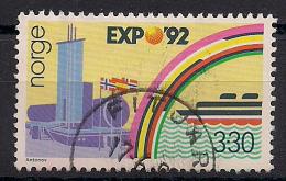Norwegen  (1992)  Mi.Nr.  1094   Gest. / Used  (cc168) - Gebraucht