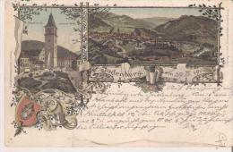 Austria - Gruss Di Judenburg - Judenburg
