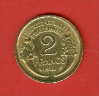 France - 1941 - République De Morlon - Bronze Aluminium - France