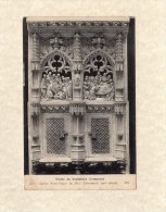 44492   Belgio,    Musee De  Sculpture Compare - Eglise Notre-Dame  De  Hal. Tabernacle (XIVe Siecle),  NV - Halle