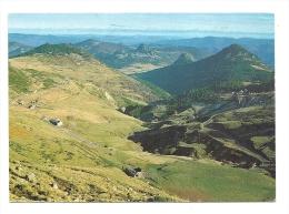 Cp, 43, Les Estables, Vue Sur Le Cirque Des Boutières Et Perspective Sur Les Alpes, Voyagée 1992 - Other Municipalities