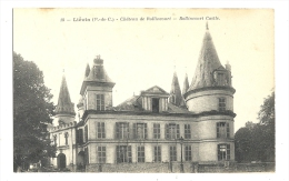 Cp, 62, Liévin, Château De Rollincourt - Lievin