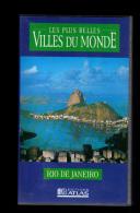 Cassette Video VHS: Les Plus Belles Villes Du Monde, Rio De Janeiro, Bresil (13-4698) - Viaggio