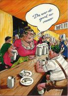 Humour - Oktoberfest Munchen, 1979., Germany - Humor