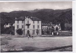 CARD VARZO ASILO INFANTILE ALVAZZI DRESCO TAGLIETTO ININFLUENTE RESTAURATO COME DA SCANNER (VERBANIA) -FG-N-2-0882-19151 - Verbania