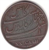 @Y@    British India   20 / XX  Cash  1803    (2601) - Indien