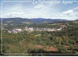 La Salvetat-sur-Agout = Vue Générale - La Salvetat