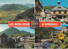 Arreau = Multivues - Frankreich