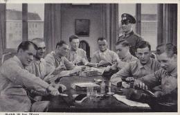 MIL125  --  DEUTSCHLAND  --  WEHRMACHT   -  SELBST IST DER MANN - Weltkrieg 1939-45